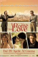 Woody Allen - To Rome whit love