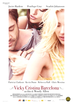 Woody Allen - VICKY CRISTINA BARCELONA