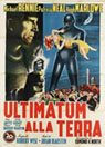 Robert Wise - ULTIMATUM ALLA TERRA