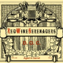 Red Wine Serenaders - D.O.C.