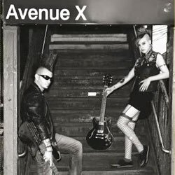 Avenue X - Avenue X Ep