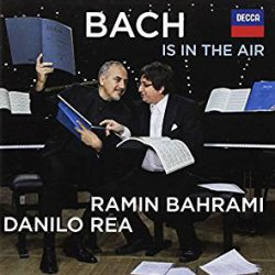 Bach is in the air <small></small>