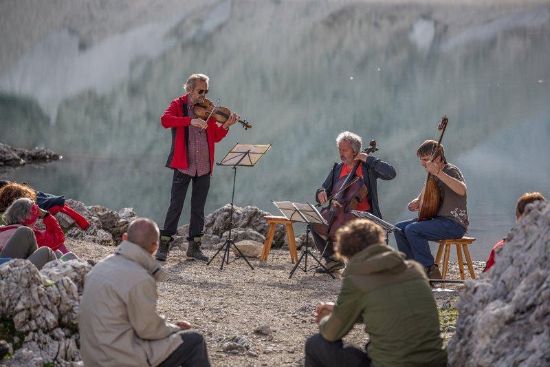 20ec96d0f651 I Suoni Delle Dolomiti - Musica in quota