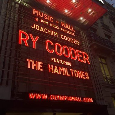 Ry Cooder, Joachim Cooder And The Hamiltones
