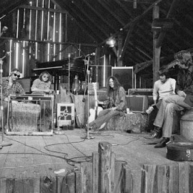 Neil Young & The Stray Gators