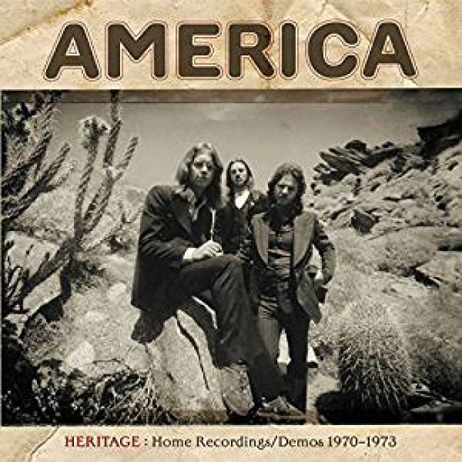 HERITAGE : Home Recordings /Demo 1970-1973<small></small>