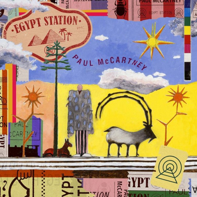 Egypt Station<small></small>