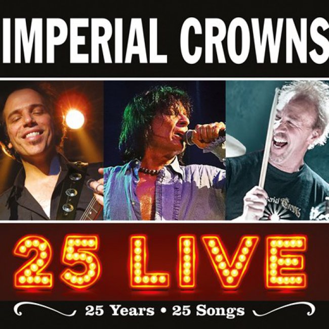 25 Live - 25 Years - 25 Songs<small></small>