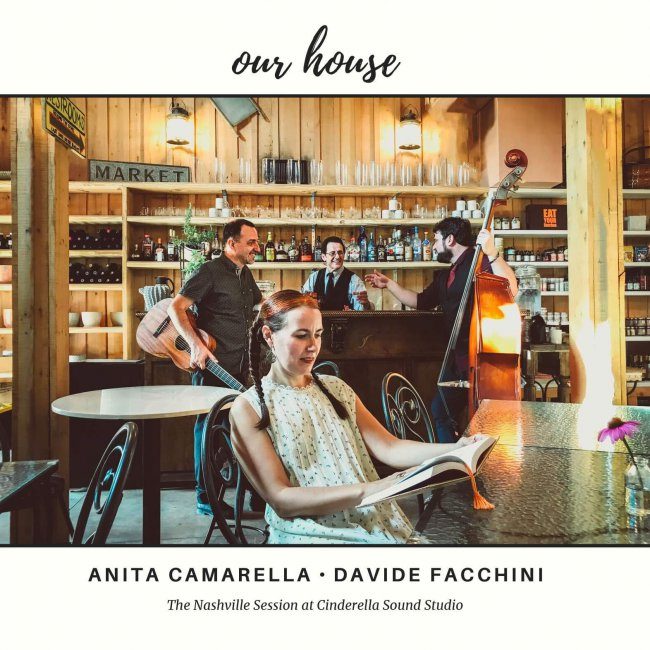 OUR HOUSE – The Nashville Session At Cinderella Sound Studio<small></small>