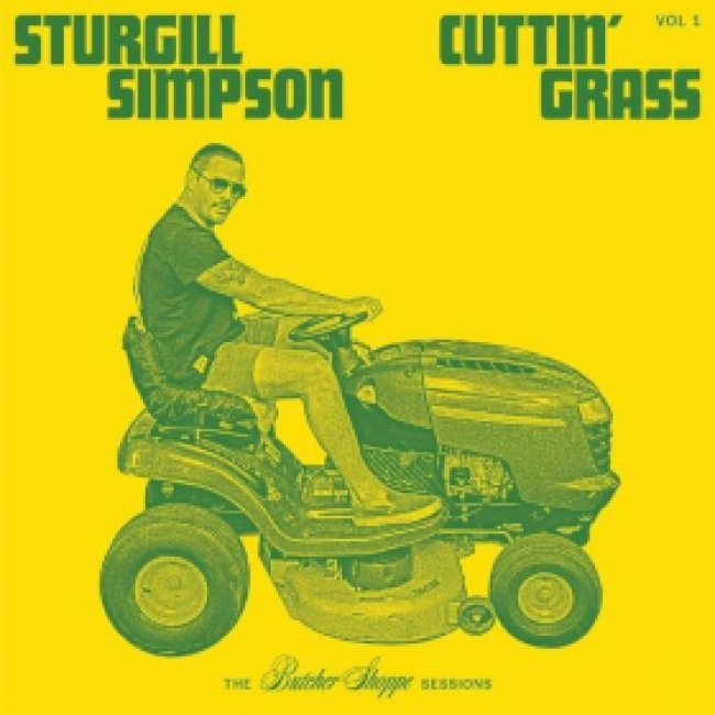 Cuttin `  Grass Vol. 1  The Butcher Shoppe Sessions<small></small>