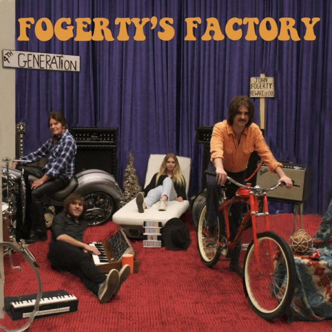 Fogerty s Factory<small></small>