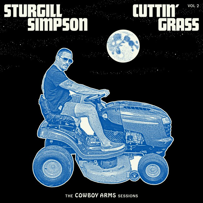 Cuttin Grass  Vol.2 (Cowboy Arms Sessions)  <small></small>