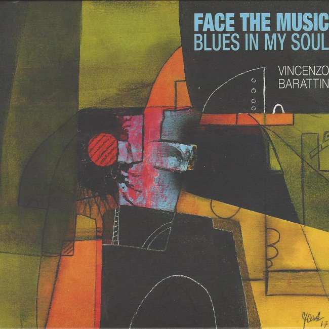 FACE THE MUSIC - BLUES IN MY SOUL<small></small>