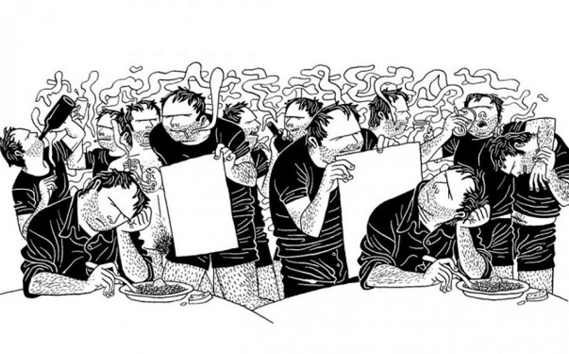 """Risultati immagini per UN FUMETTO IN 24 ORE 24 ore no-stop, 6 fumettisti, per 24 tavole A WeGIL dalle 16.00 del 23 febbraio alle 16.00 del 24 febbraio, a raccolta fumettisti per una sfida: creare un fumetto in 24 ore Con Alberto Corradi, Bambi Kramer, Maicol & Mirco, Marco Corona, Simona Binni e Squaz il 23-24 febbraio WeGIL - Largo Ascianghi 5, Roma Ingresso gratuito, fino a esaurimento posti Foto per la stampa: https://drive.google.com/drive/folders/19BAMYF9C6KE1Hq72PI2YLr-l6sPZYsvX?usp=sharing 24 ore no-stop, 6 fumettisti e disegnatori per 24 tavole. A WeGIL dalle 16.00 di venerdì 23 febbraio alle 16.00 di sabato 24 febbraio, si svolgerà un evento raro e da non perdere per curiosi e appassionati, un """"format"""" particolare inventato dal fumettista e teorico del fumetto Scott McClotd. Una 24 ore del fumetto che vedrà alcuni dei migliori fumettisti italiani, Alberto Corradi, Bambi Kramer, Maicol & Mirco, Marco Corona, Simona Binni e Squaz impegnati a realizzare una storia disegnata di 24 pagine in, appunto, 24 ore. Dovranno sfidare il tempo, il proprio talento e la stanchezza. Negli spazi scenografici di WeGIL, hub culturale aperto da Regione Lazio con Artbonus e gestito da LAZIOcrea, per il 23 e 24 febbraio saranno protagonisti i professionisti desiderosi di esperienze uniche ma anche i giovani autori alla ricerca di una originale sfida creativa. Un'inedita """"chiamata a raccolta"""" divertente e originale in cui i disegnatori verranno supportati dallo staff di WeGIL. I fumetti dei giovani autori giudicati migliori da una giuria di esperti saranno esposti a Civita di Bagnoregio nelle giornate de """"La Città Incantata, Meeting degli autori che salvano il mondo"""", che si svolgerà dall'8 al 10 giugno prossimi e pubblicati in un fascicolo che verrà distribuito nel corso della manifestazione. Il 24 febbraio, dopo la chiusura della 24 ore, alle 18.00 incontro con Marco Pellitteri, studioso di fumetti e di cinema d'animazione, autore di """"Mazinga nostalgia"""" e di """"Il drago e la saett"""