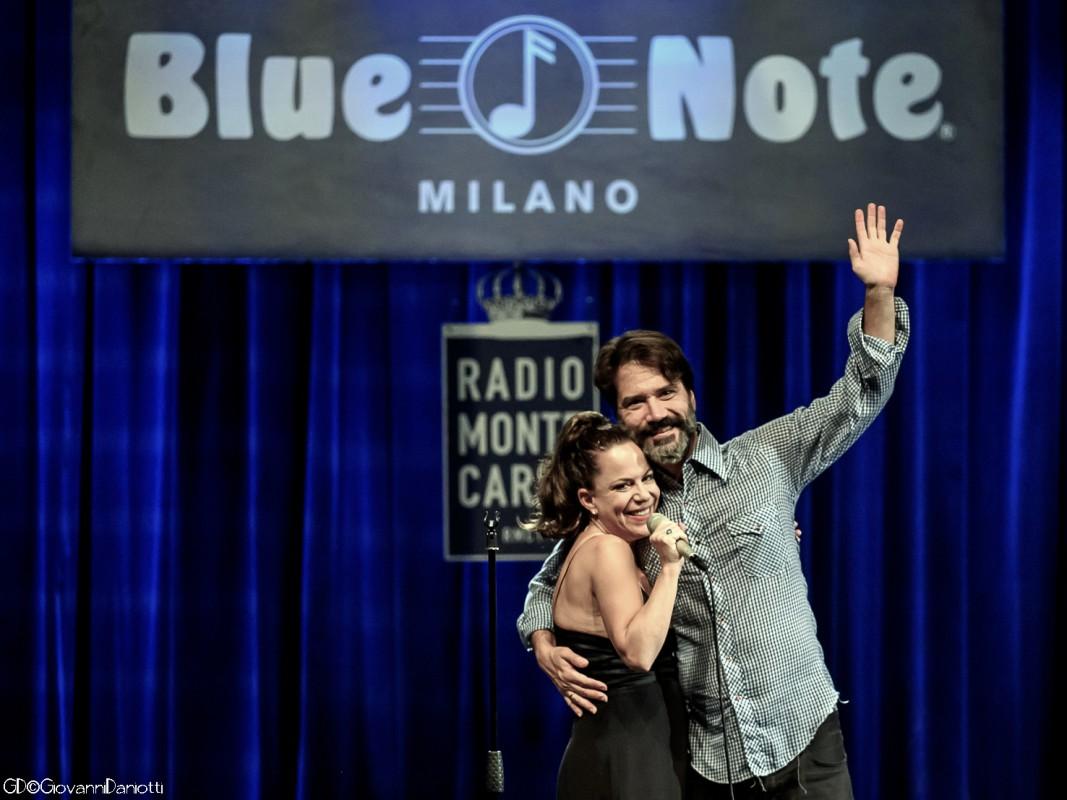 BLUE NOTE MILANO : Bebel Gilberto