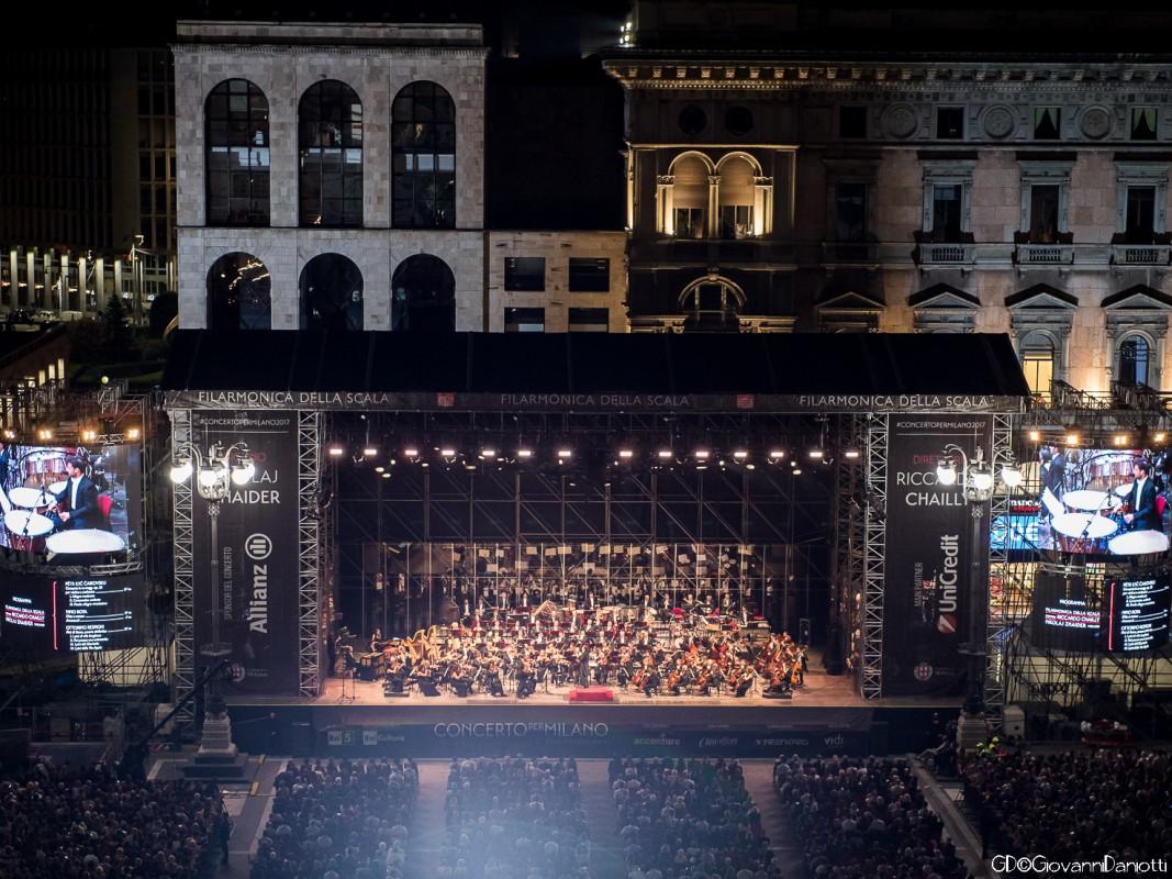 Concerto per Milano 2017