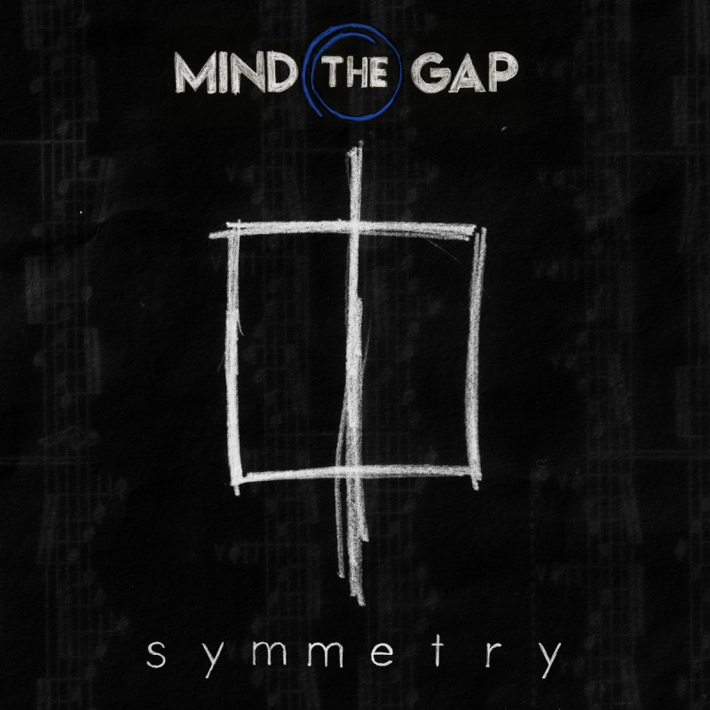 DISPONIBILE ONLINE SYMMETRY, L'ALBUM D'ESORDIO DEI MIND THE GAP!