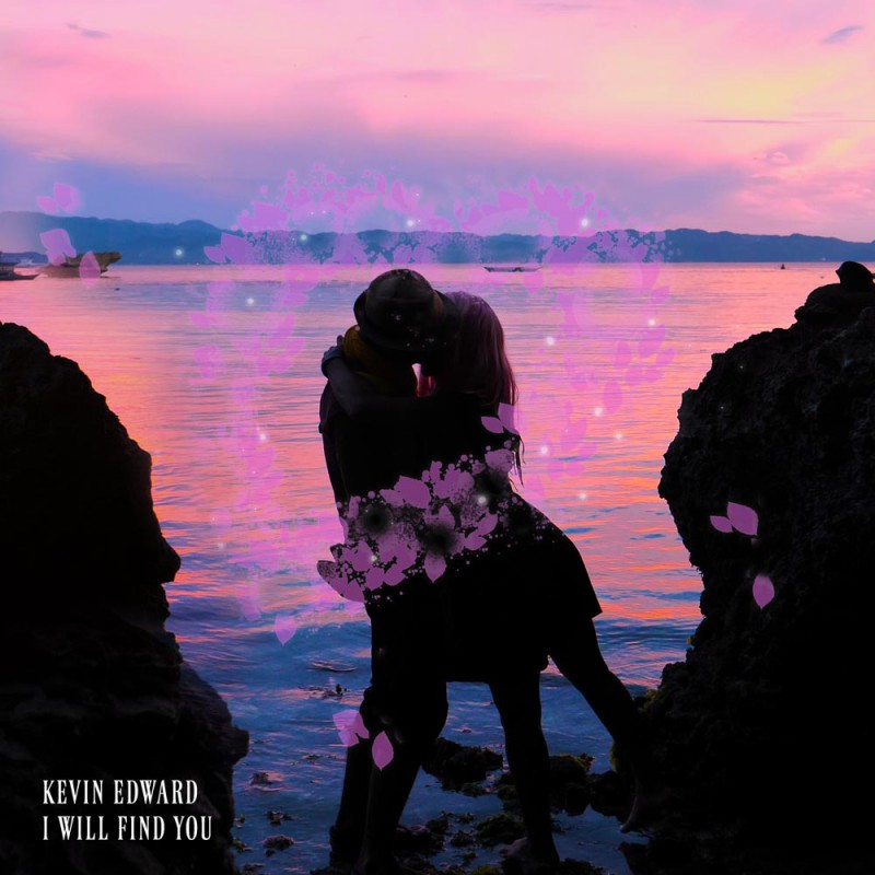 Kevin Edward fuori con Broken Wings, singolo estratto dall'LP I Will Find You