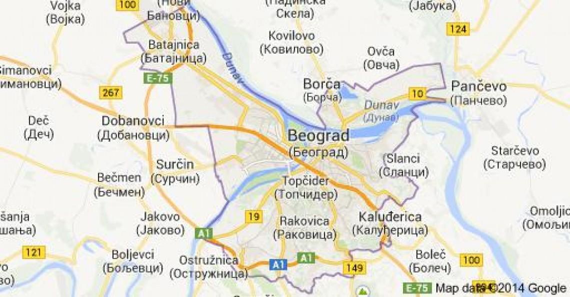 La Belgrado di Tito