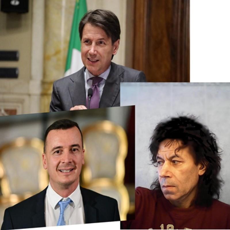 La visita del presidente Conte a Ceglie Messapica