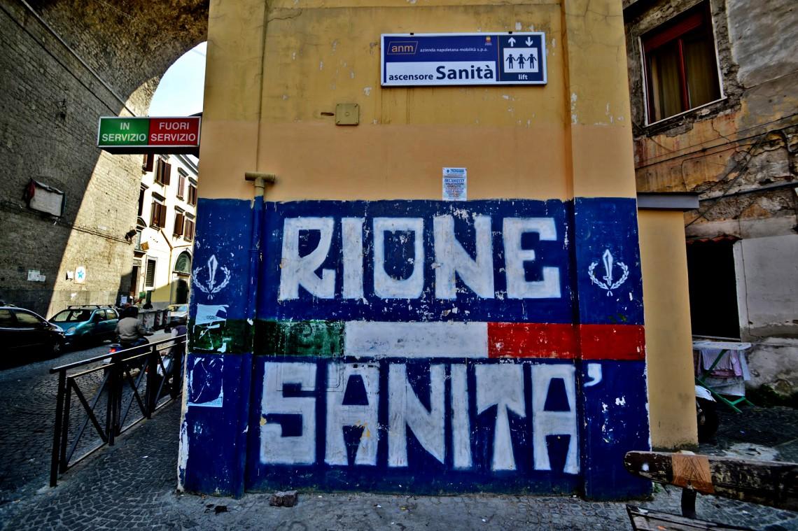 Napoli - Rione  Sanità